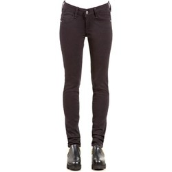 Clothing Women 5-pocket trousers Fornarina BIR1G91D856TO Trousers Women Nero