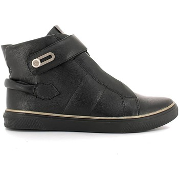 Shoes Women Walking shoes Gaudi V64-64851 Sneakers Women Black Black