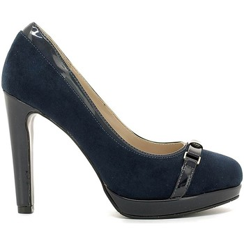 Shoes Women Heels Gaudi V64-64915 Decolletè Women Blue Blue