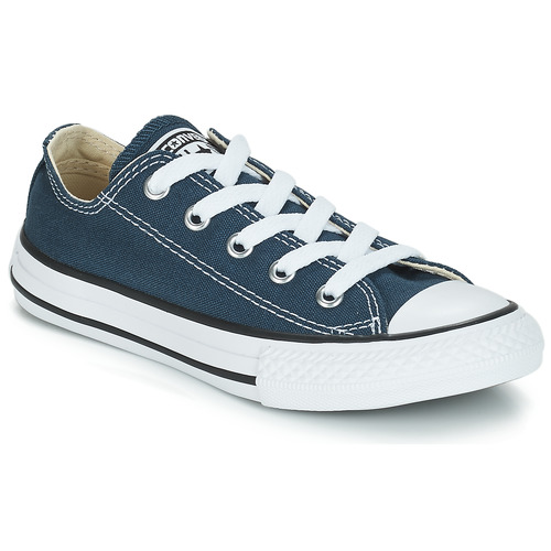 Shoes Children Low top trainers Converse ALL STAR OX Navy