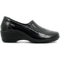 Shoes Women Loafers Enval 6939 Mocassins Women Black Black