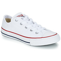 Shoes Children Low top trainers Converse ALL STAR OX Optical White