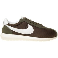 Shoes Men Low top trainers Nike Roshe LD 1000 Olive-White