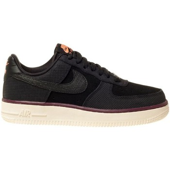 Shoes Women Low top trainers Nike Air Force 1 High 07 Suede Black