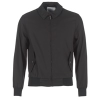 Clothing Men Jackets Casual Attitude IHIBERNA Black