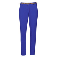 Clothing Women 5-pocket trousers Betty London GRIBANO Marine