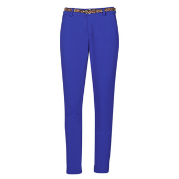 Clothing Women 5-pocket trousers Betty London BERTHA Marine