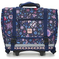 Bags Girl Rucksacks / Trolley bags Rip Curl MANDALA WHEELY SATCHEL Blue