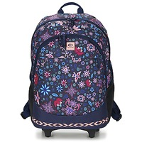 Bags Girl Rucksacks / Trolley bags Rip Curl MANDALA WHEELY PROSCHOOL Blue
