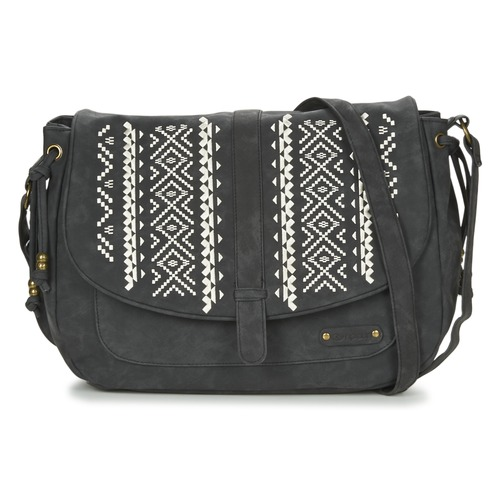 Bags Women Messenger bags Rip Curl HESPERIA MEDIUM Black