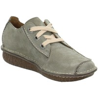 Shoes Women Mid boots Clarks Funny Dream Green
