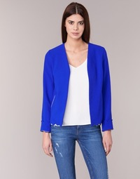 Clothing Women Jackets / Blazers Betty London GABRIELA Blue