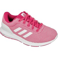 Shoes Women Low top trainers adidas Originals Cosmic W White-Pink