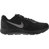 Shoes Men Running shoes Nike Revolution 3 Black-Silver