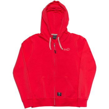 Clothing Men Sweaters Errea Sweat à Capuche Zippé  Kerstin Giubbino Donna corail