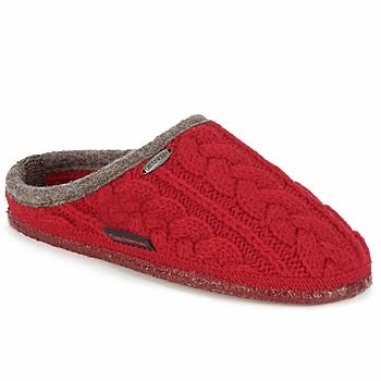 Shoes Men Slippers Giesswein NEUDAU Cherry