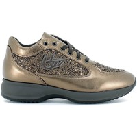 Shoes Women Walking shoes Byblos Blu 667303 Shoes with laces Women Brown Brown