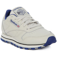Shoes Men Low top trainers Reebok Sport CLASSIC LTHR Beige