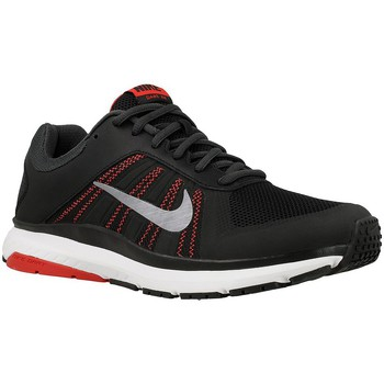 Shoes Men Running shoes Nike Dart 12 Grey-Red-Black