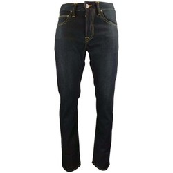 Clothing Men straight jeans Edwin ED 55 Relaxed Tapered Deep Blu blue