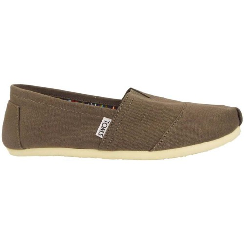 Shoes Men Espadrilles Toms original classic grey