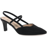 Shoes Women Heels Peter Kaiser Mitty Womens Slingback Shoes black