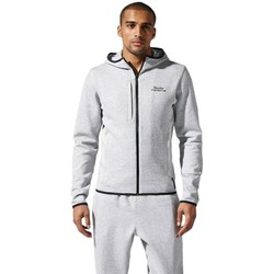 Clothing Men jumpers adidas Originals Porsche Design Turbo Zip Hoody Grey