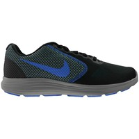 Shoes Men Running shoes Nike Revolution 3 Black-Grey-Blue