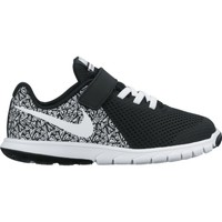 Shoes Girl Low top trainers Nike FLEX EXPERIENCE 5 PRINT (PSV) NEGRO