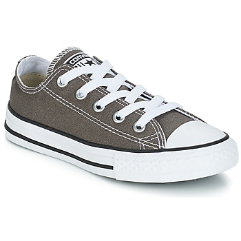Shoes Children Low top trainers Converse ALL STAR OX ANTHRACITE