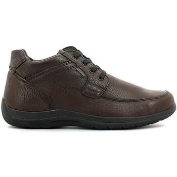 Shoes Men Walking shoes Enval 6904 Shoes with laces Man Brown Brown