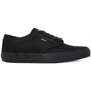 Shoes Men Low top trainers Vans ATWOOD CANVAS Nero