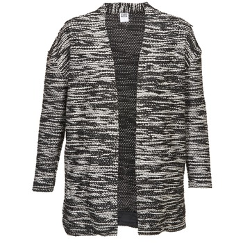 Clothing Women Jackets / Cardigans Vero Moda NELLA Black / Grey / Mottled