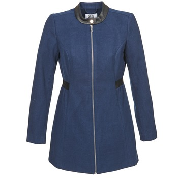 Clothing Women coats Vero Moda CAPELLA MARINE