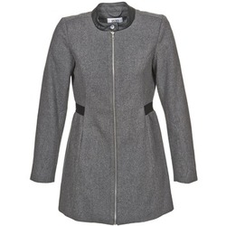Clothing Women coats Vero Moda CAPELLA Grey