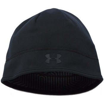 Clothes accessories Women Hats / Beanies / Bobble hats Under Armour Womens Elements Fleece Beanie - Black Black