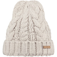 Clothes accessories Women Hats / Beanies / Bobble hats Barts Somme Beanie - Oyster Cream