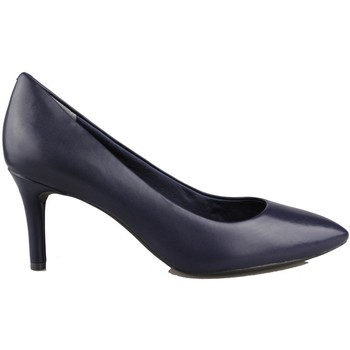 Shoes Women Heels Rockport PLAIN PUM PIEL AZUL