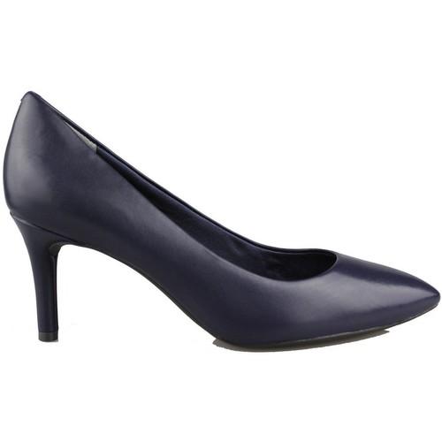 Shoes Women Heels Rockport PLAIN PUM AZUL
