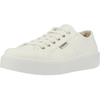 Shoes Women Low top trainers Victoria 260110 White