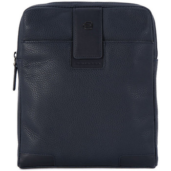 Bags Men Messenger bags Piquadro BORSELLO Blu