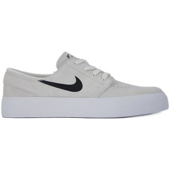 Shoes Women Low top trainers Nike STEFAN JANOSKY HT Beige