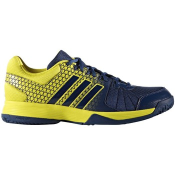 adidas  Ligra 4  mens Sports Trainers (Shoes) in multicolour