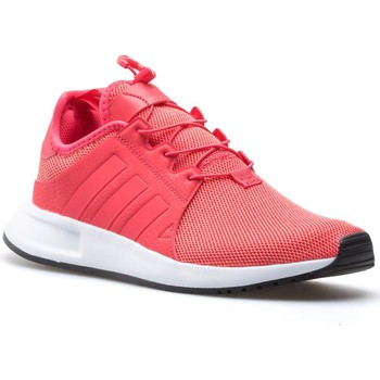 adidas  Xplr J  boyss Childrens Shoes (Trainers) in Pink