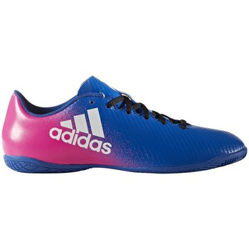Shoes Men Football shoes adidas Originals X 164 IN Pink-Blue