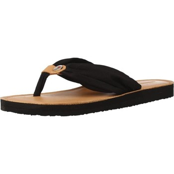 Shoes Women Flip flops Tommy Hilfiger MONICA 14D3 Black