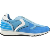 Shoes Women Low top trainers Voile Blanche JULIA POWER Blue
