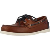 Shoes Men Boat shoes Sebago B720128 Brown