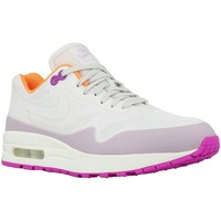 Shoes Women Low top trainers Nike Wmns Air Max 1 NS White-Pink