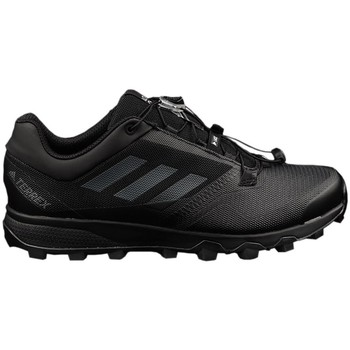 Shoes Men Walking shoes adidas Originals Terrex Swift R Black-Green